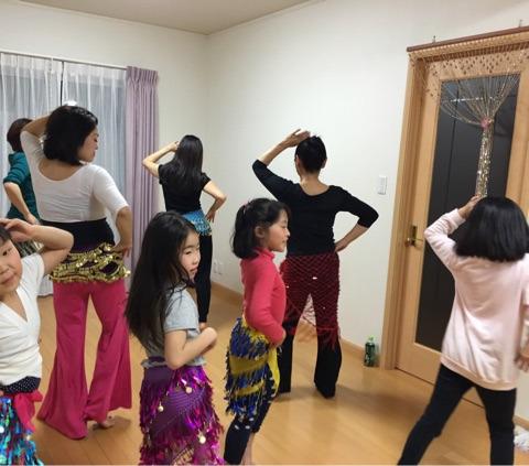 ベリーダンス埼玉県川口市東浦和Room
